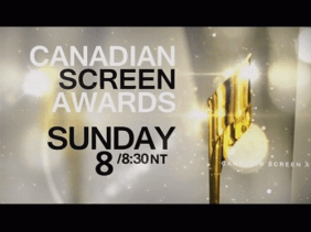 Canadian Screen Awards ad