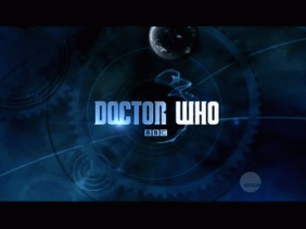 Doctor Who title card (series 9)